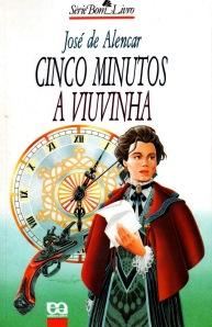 0026 - Cinco Minutos - A Viuvinha - José de Alencar