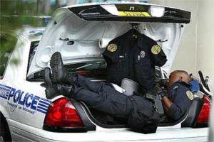 E se a polícia dormir